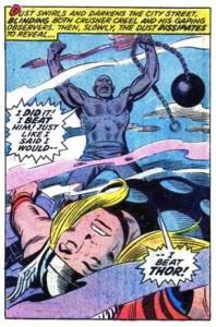 Thor #236 – June, 1975