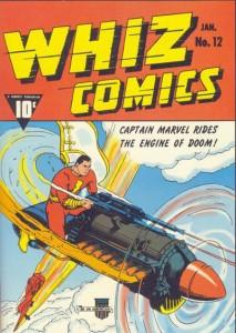 Whiz Comics #12