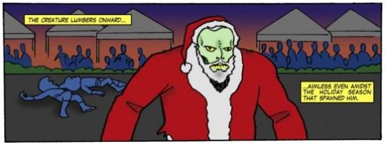 Zombie Santa 10