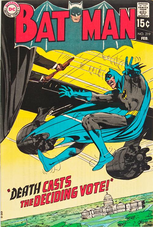 Batman #219 – February, 1970