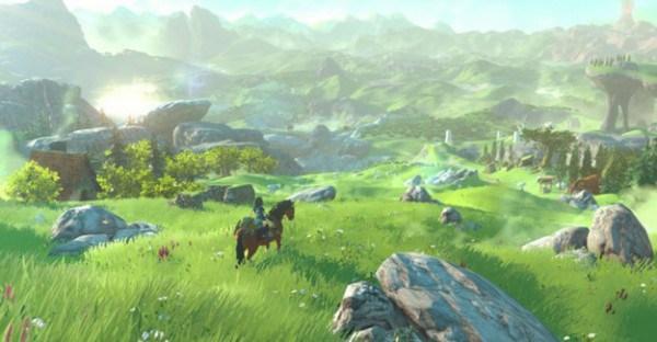 The Legend of Zelda Wii U Nintendo