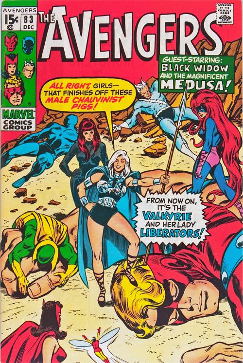 Avengers #83 – December, 1970