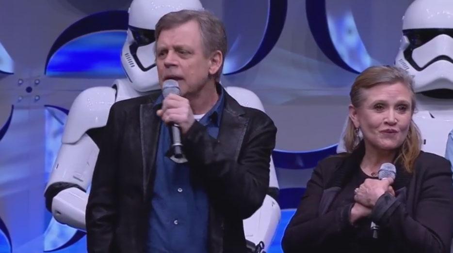 The Skywalker ... twins?