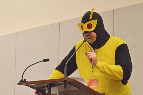 The Klute - Nerd Poetry Slam PHXCC 2014