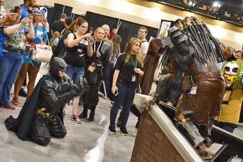 Batman v Predator