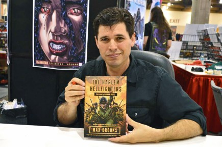 New book by Max Brooks