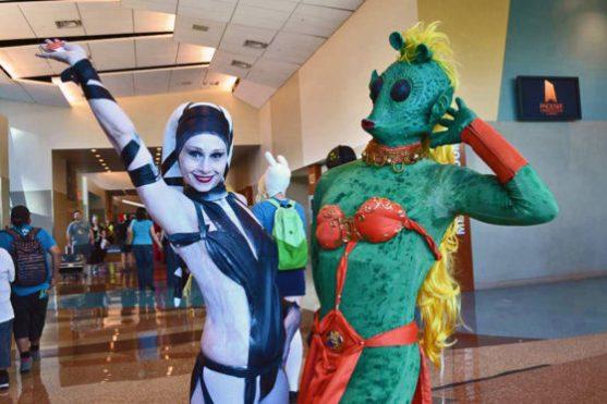Phoenix Comicon 2015 - Friday