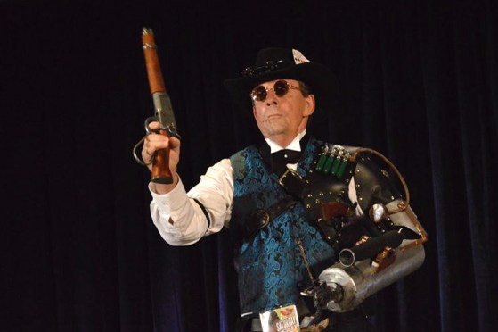Steampunk Fashion Show
