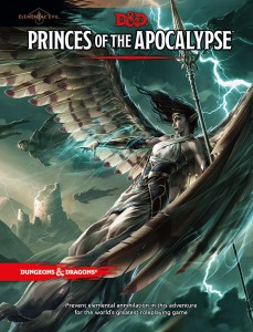 Elemental Evil: Princes of the Apocalypse (Wizards of the Coast)