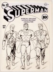 Superman #12 – September, 1941