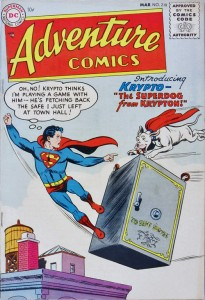 Adventure Comics #210