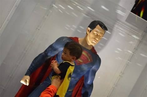 Batman v Superman - the early years