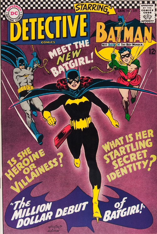 Detective Comics #359 – January, 1967