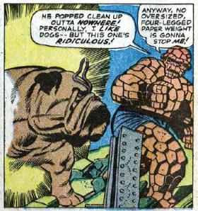 Fantastic Four #46 – January, 1966