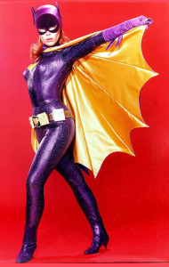Batgirl - Yvonne Craig