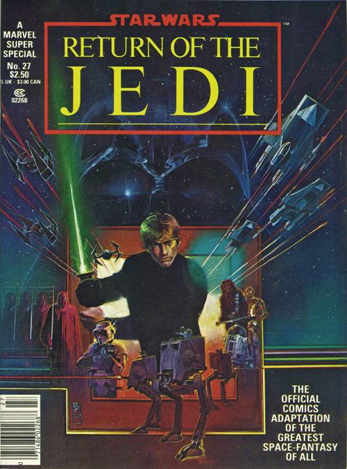 Marvel Comics Super Special #27 - September, 1983
