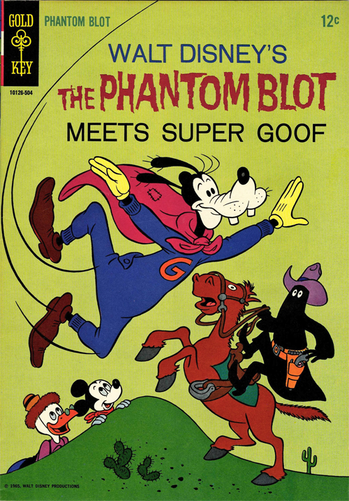 The Phantom Blot #2 – February, 1965