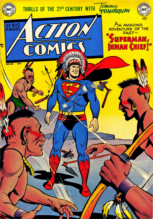 Action Comics #148 – September, 1950