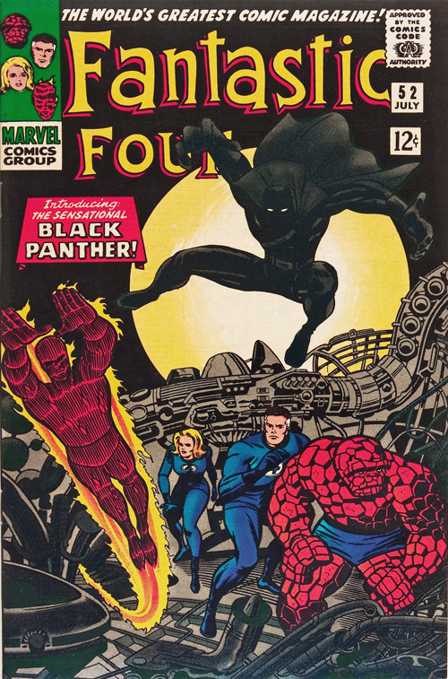 Fantastic Four #52 – July, 1966