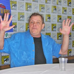 Mark Hamill at San Diego Comic-Con 2012