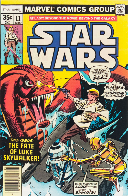 Star Wars #11 – May, 1978