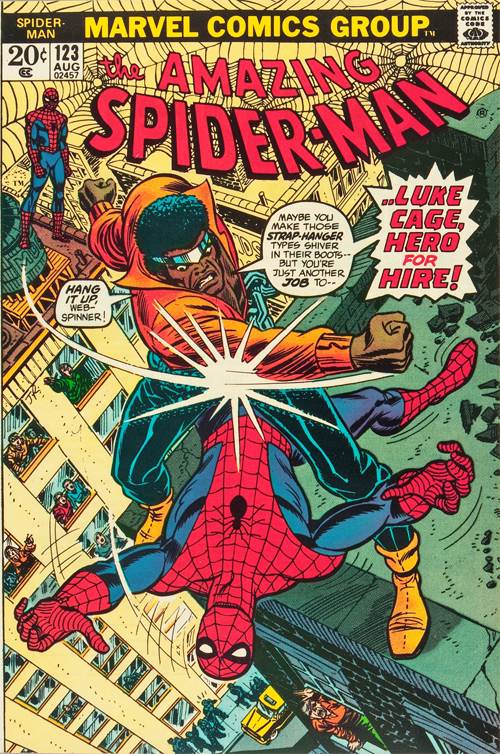 Amazing Spider-Man #123 – August, 1973