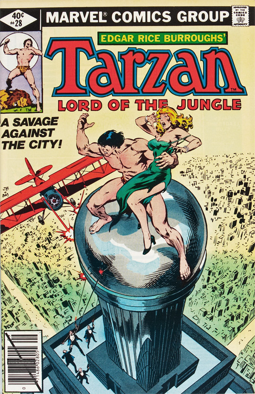 Tarzan #28 (Marvel) – September, 1979