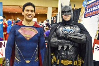 Supes or Bats - who will win?