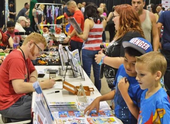 Amazing Arizona Comics creator, Russ Kazmierczak
