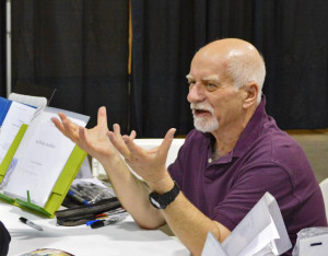 Chris Claremont at Amazing Arizona Comic Con 2016