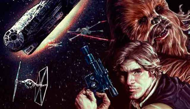Star Wars Han Solo #1