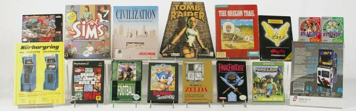 World Video Game Hall of Fame 2016 nominees