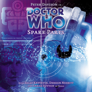 Doctor Who Big Finish Spare Parts
