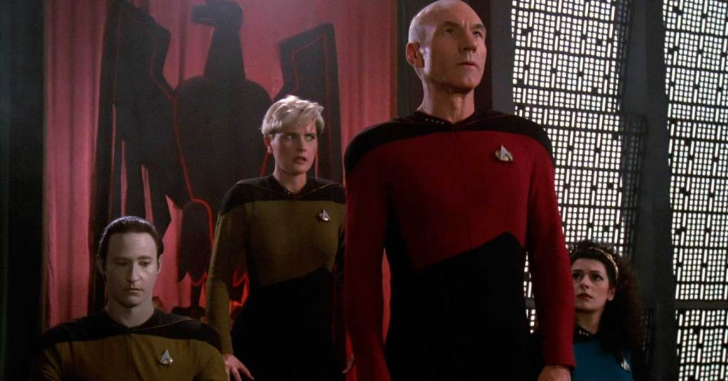 30 years of Star Trek: The Next Generation