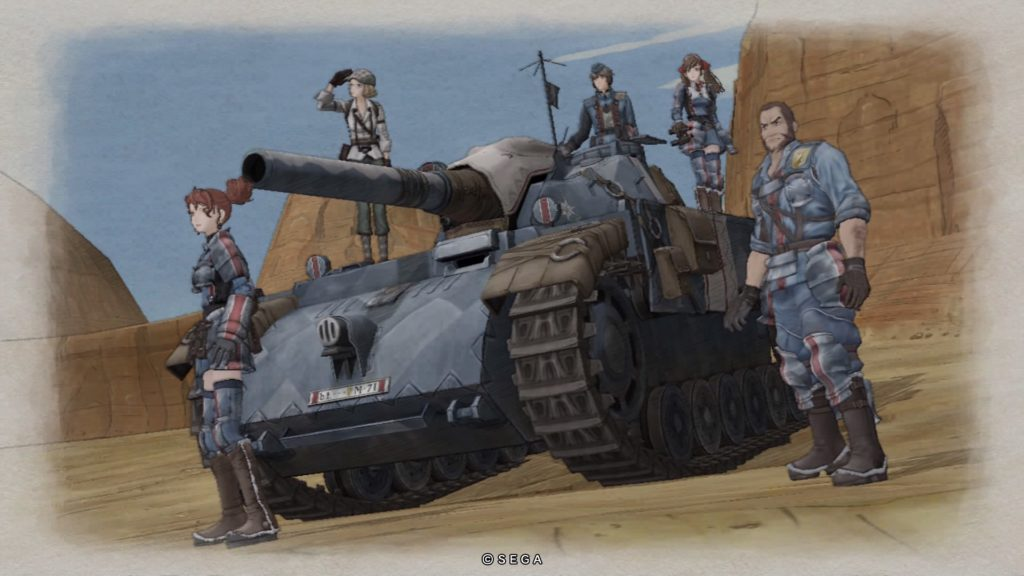 Is Valkyria Chronicles Remastered worth revisiting?