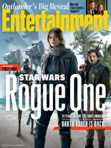 Entertainment Weekly Rogue One A Star Wars Story