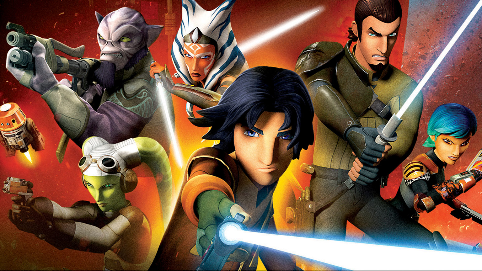 Catch up on Star Wars Rebels