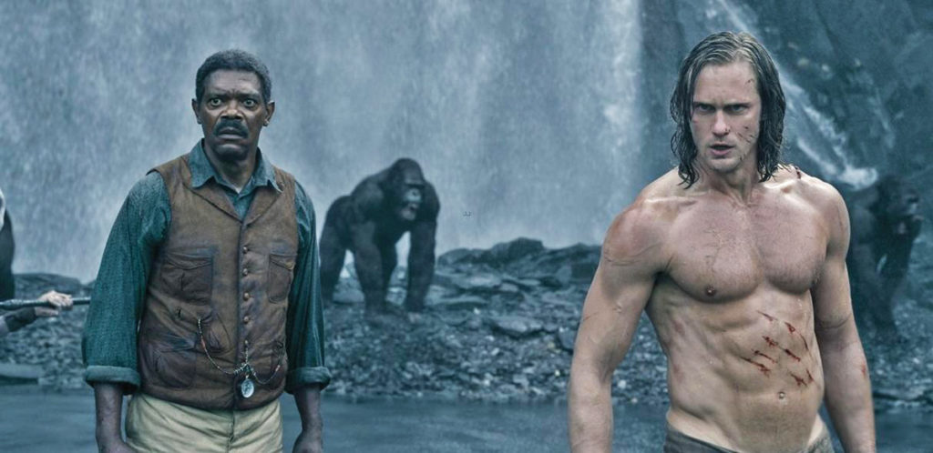 The Legend of Tarzan in 2016
