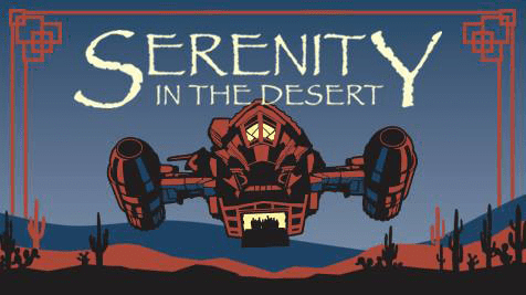 Serenity in the Desert