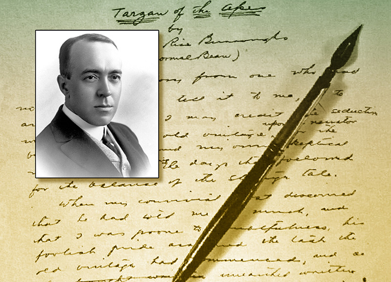 Edgar Rice Burroughs (1875 - 1950)