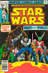 Star Wars #8 - January, 1978
