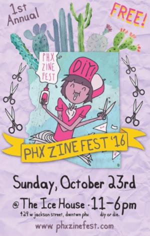Phoenix Zine Fest