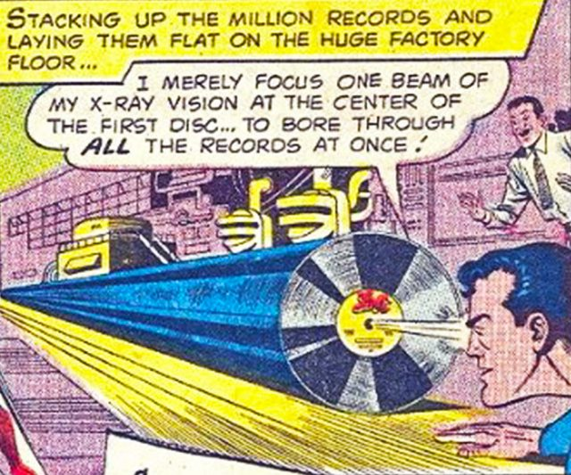 Superman records