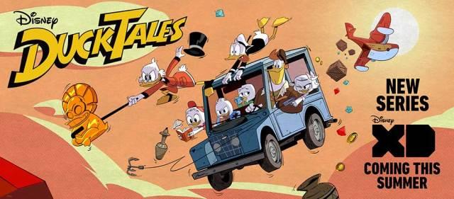 DuckTales 2017 promo