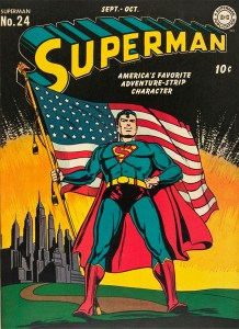 Superman #24 - September, 1943