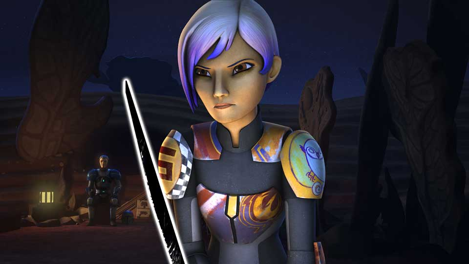 Star Wars Rebels: Trials of the Darksaber