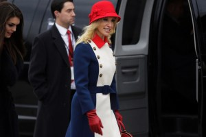 Kellyanne Conway (or Peggy Carter?) - Reuters