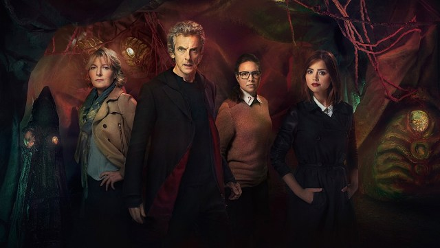 """Peter Capaldi's Doctor Who: """"The Zygon Inversion"""""""