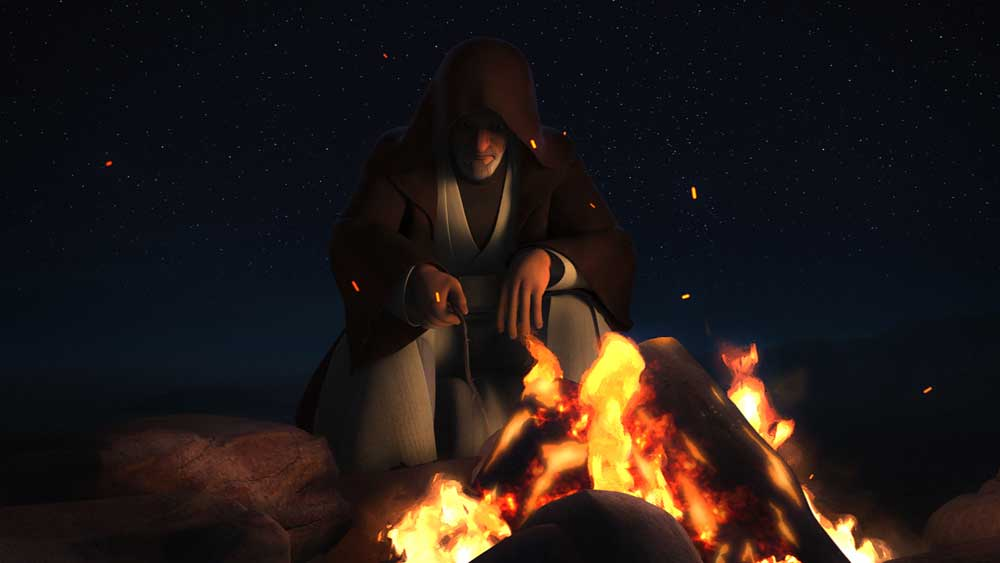 Obi-Wan Kenobi in Star Wars Rebels