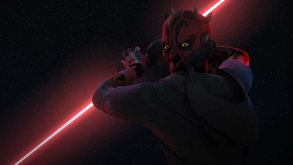 "Star Wars Rebels - ""Twin Suns"""